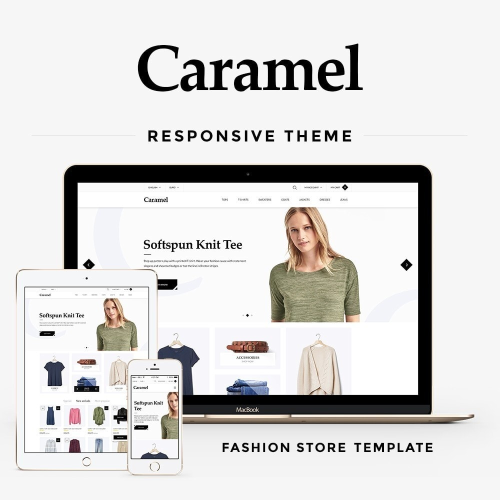 theme - Mode & Schoenen - Caramel Fashion Store - 1