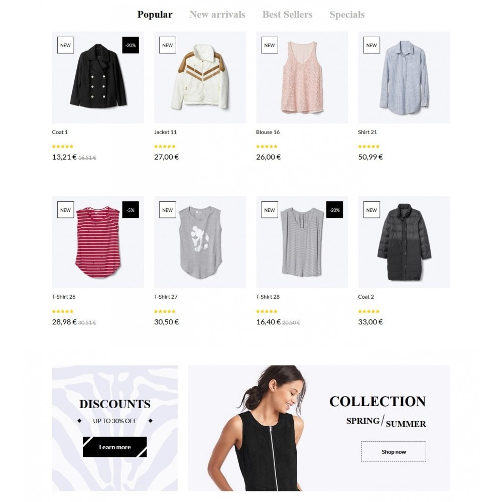 theme - Moda & Calzature - Caramel Fashion Store - 3