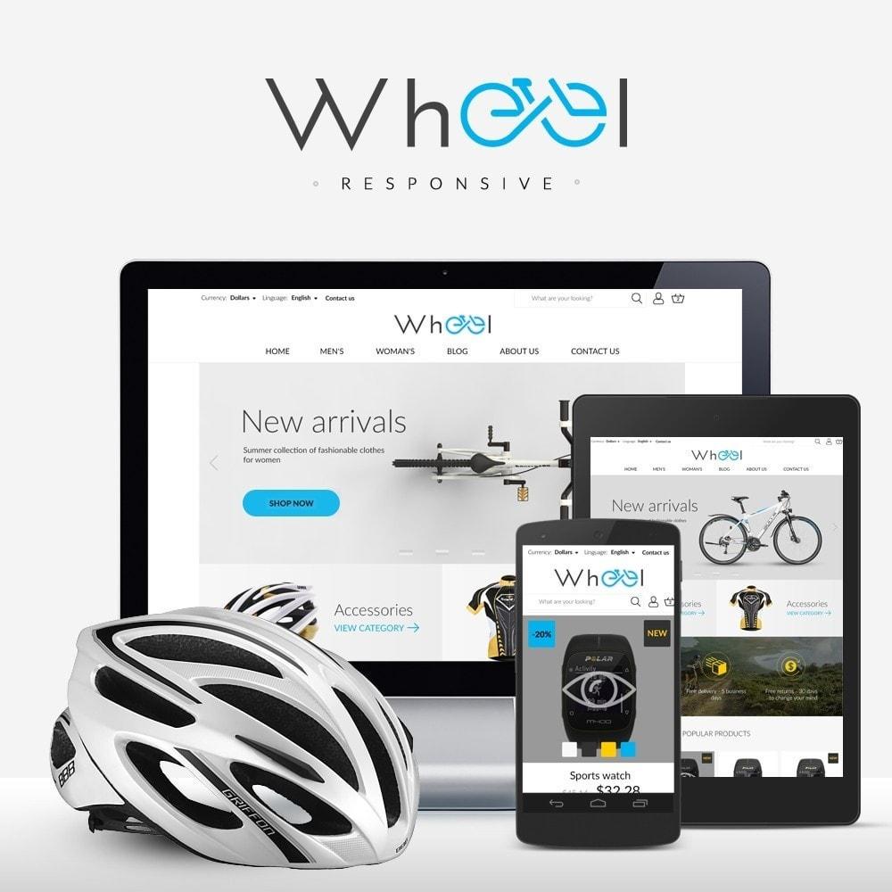 theme - Sport, Aktivitäten & Reise - Wheel - 1