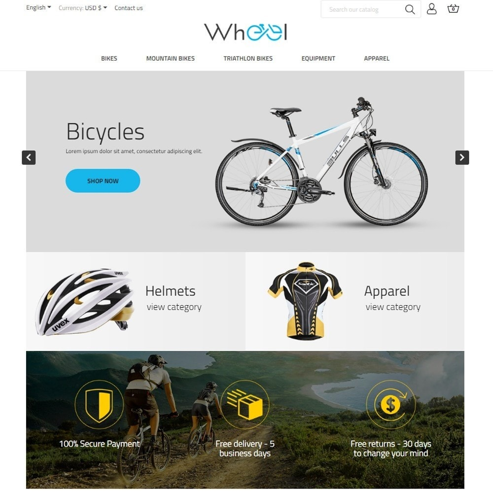 theme - Sport, Aktivitäten & Reise - Wheel - 2