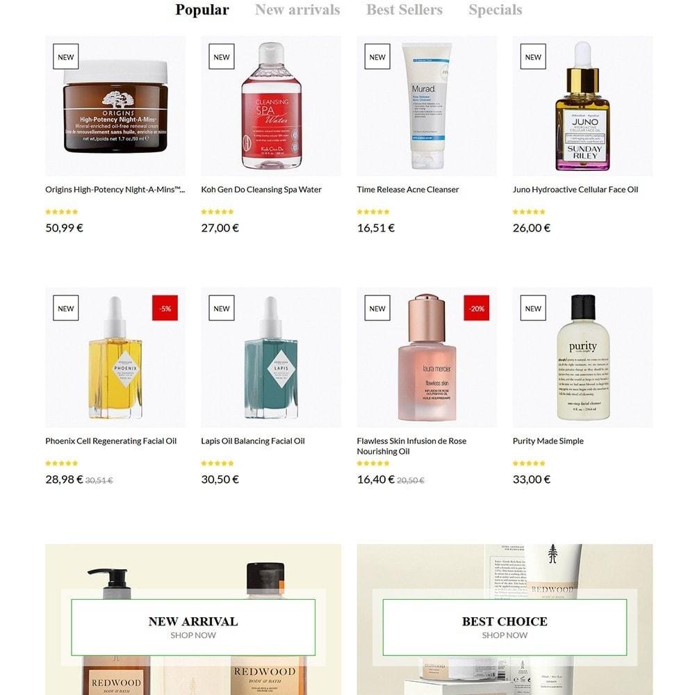 theme - Zdrowie & Uroda - Artupa Cosmetics - 3