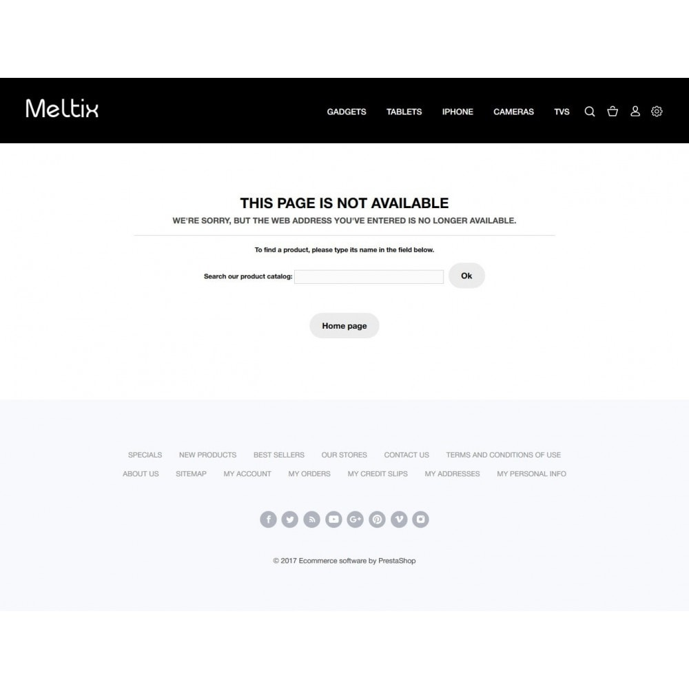 theme - Electronics & Computers - Meltix - High-tech Shop - 7