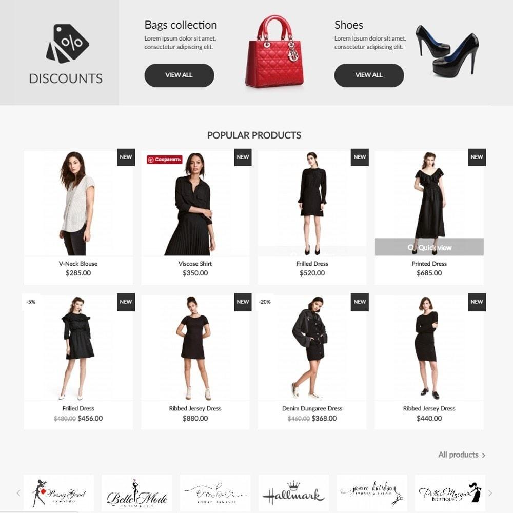 theme - Fashion & Shoes - Lorraine Fashion Store - 3