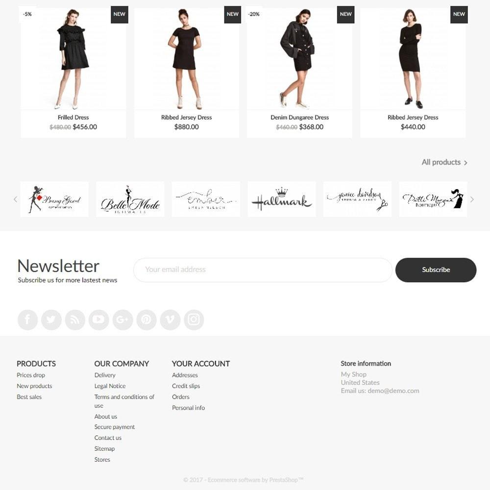 theme - Fashion & Shoes - Lorraine Fashion Store - 4