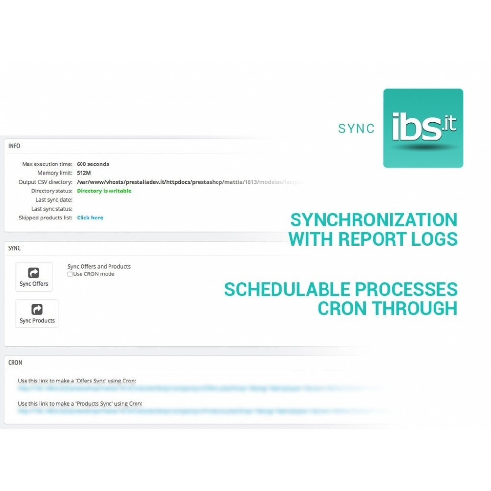 module - Marktplätze - Sync with IBS.it marketplace - 6