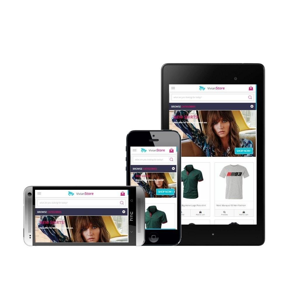 theme - Mode & Schoenen - Vivian Fashion Store - 1