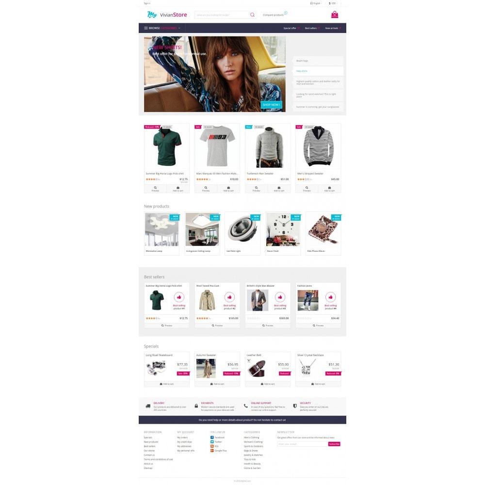 theme - Mode & Chaussures - Vivian Fashion Store - 3
