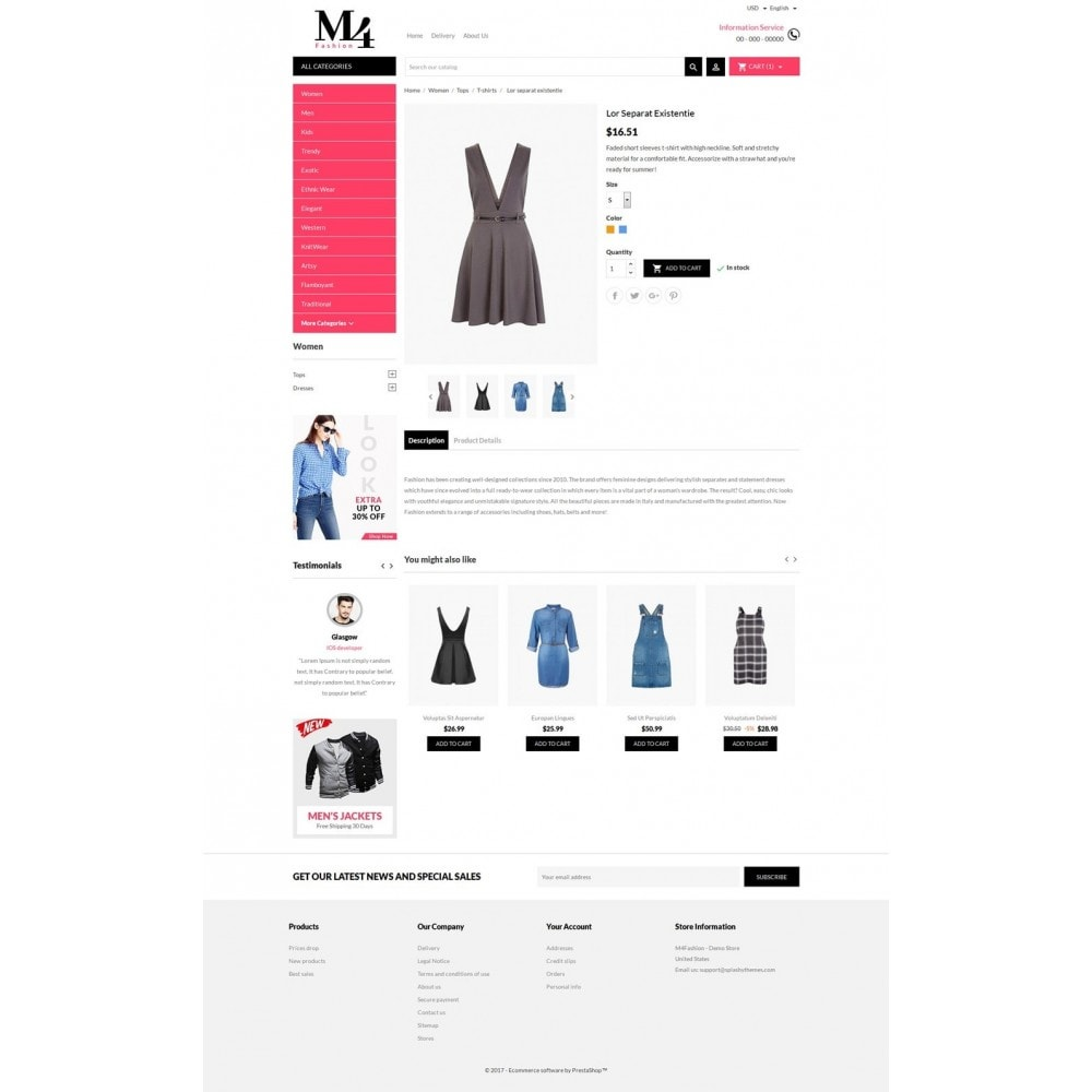 theme - Moda y Calzado - M4 Fashion Store - 5