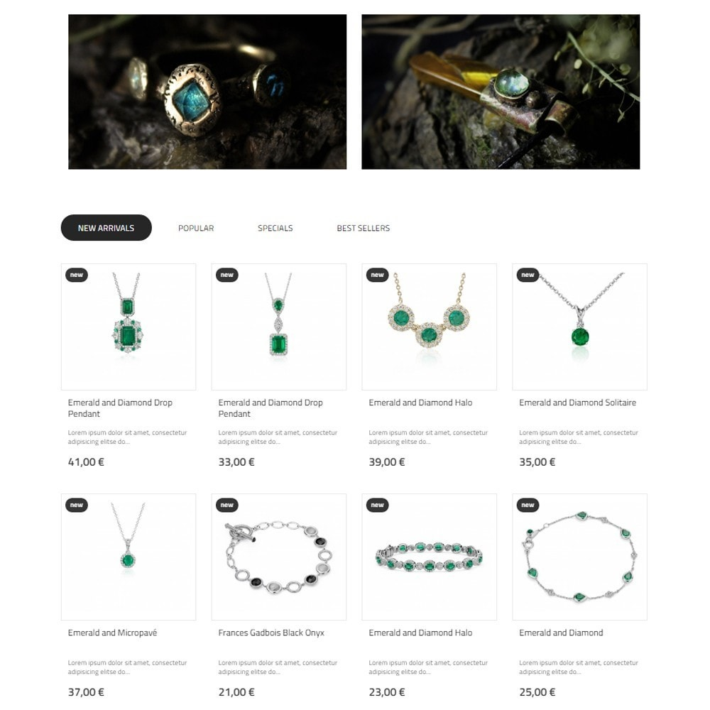 theme - Sieraden & Accessoires - Nephrite - Jewelry Store - 13