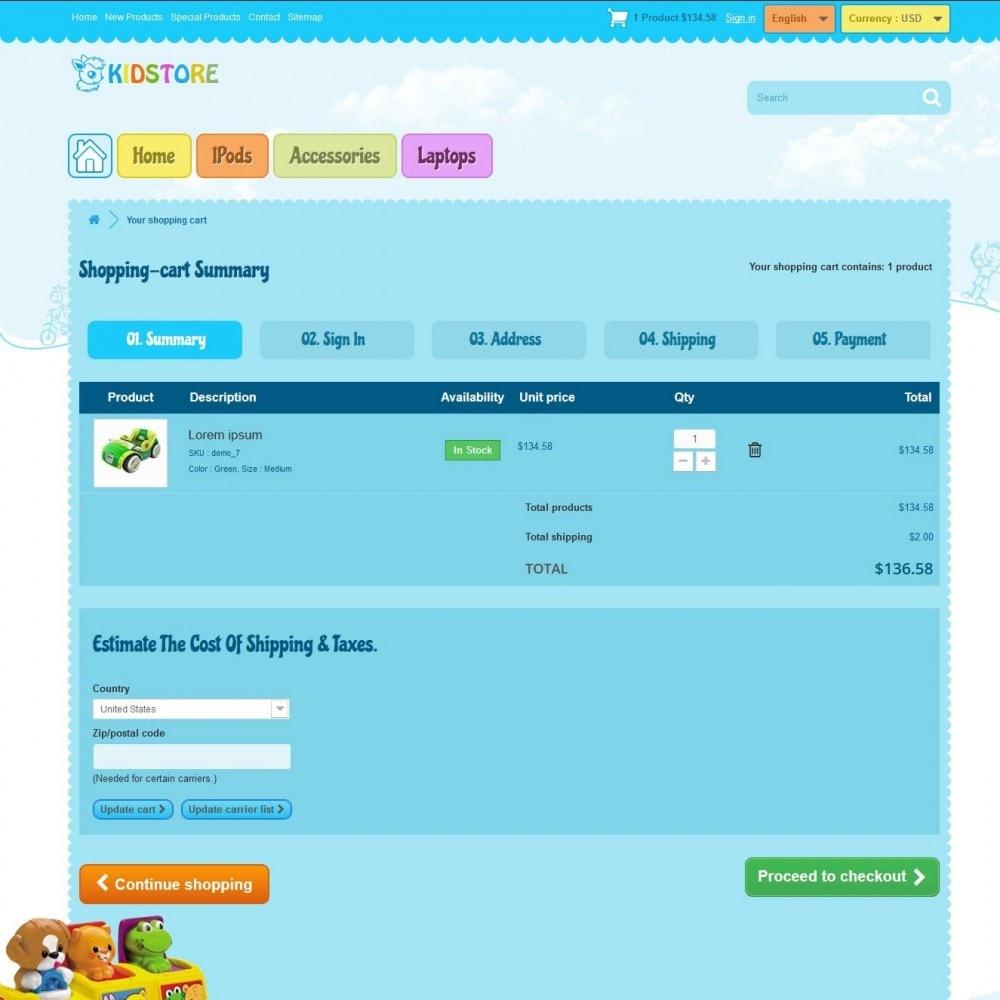 theme - Kinderen & Speelgoed - kidstore3.2 - 3