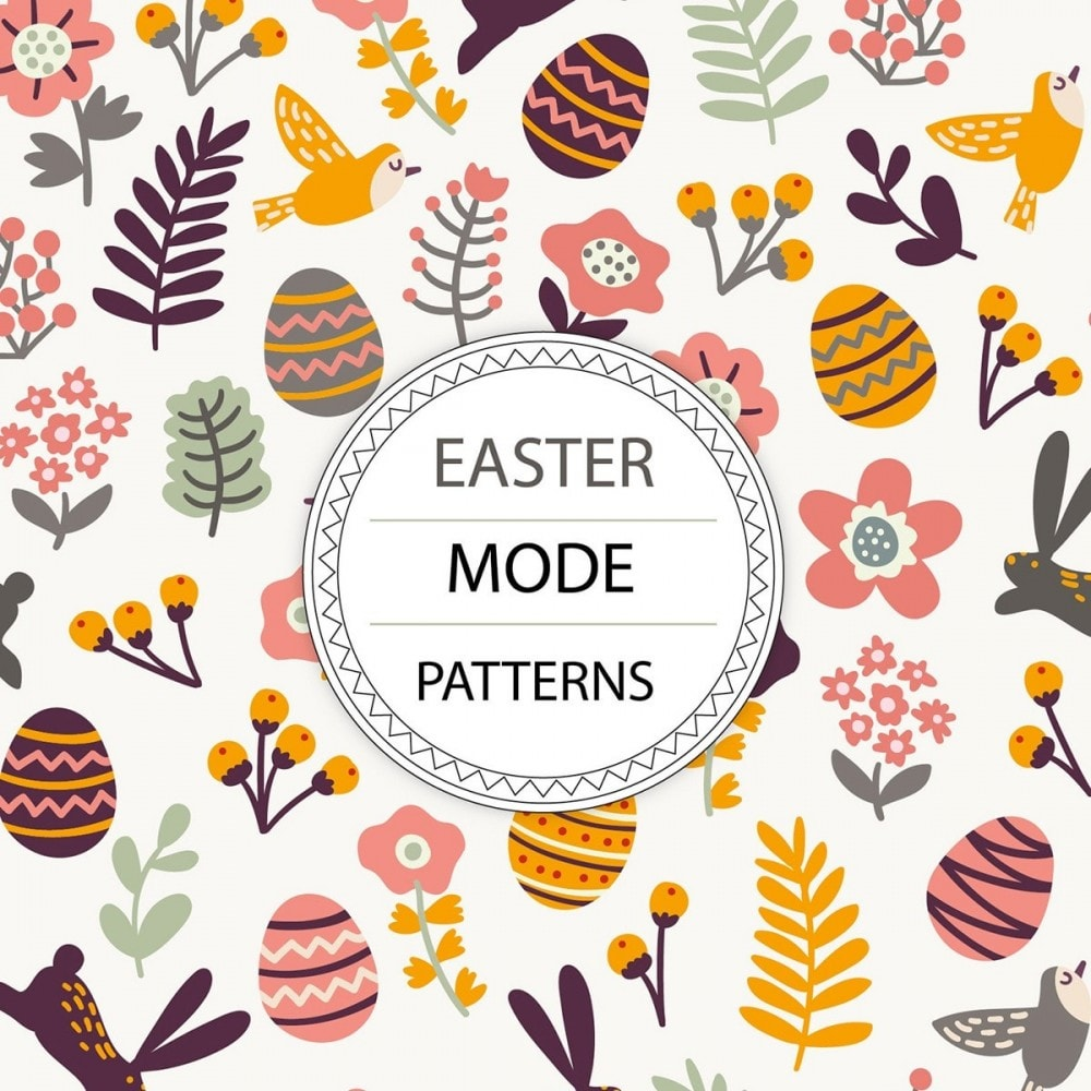 module - Page Customization - Easter Mode - Theme customizer - 5