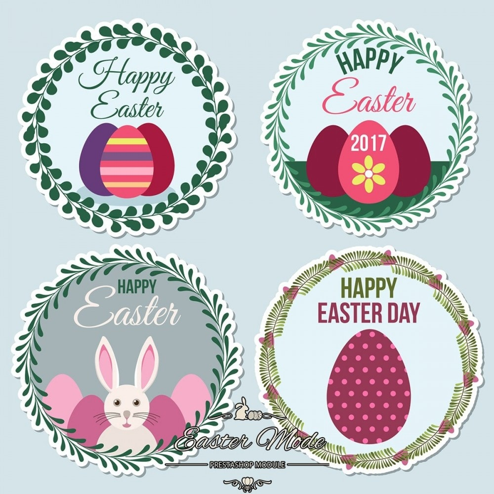 module - Page Customization - Easter Mode - Theme customizer - 15