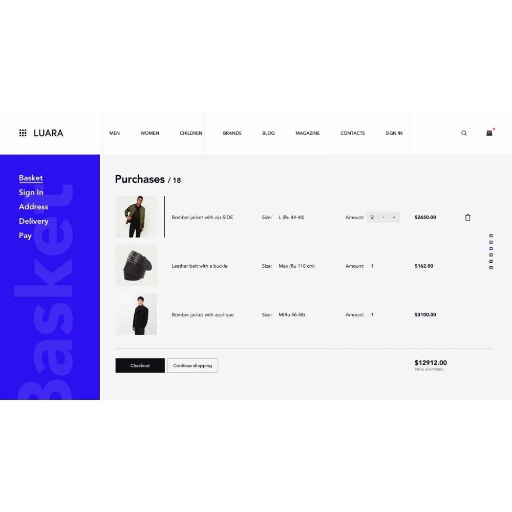 theme - Moda & Calzature - Laura - Negozio di Vestiti - 6