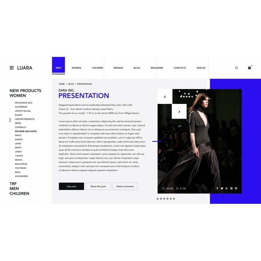 theme - Mode & Schuhe - Laura - Bekleidungsgeschäft - 7