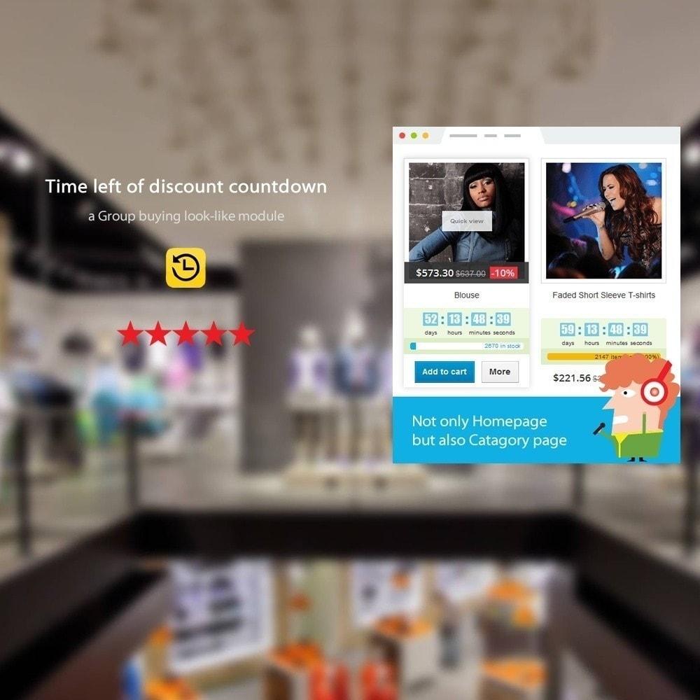 module - Uitverkoop & Besloten verkoop - SOO Countdown Discounts - 5