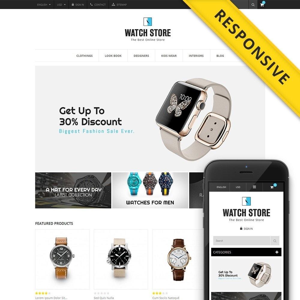 theme - Biżuteria & Akcesoria - Latest Watch Store - 1