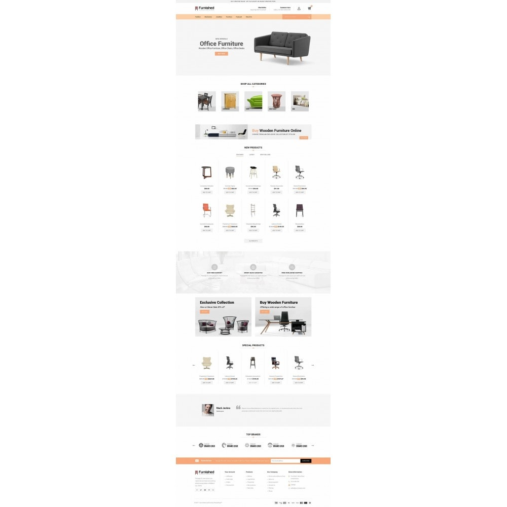 theme - Casa & Giardino - Furnished - Best Online Store - 2