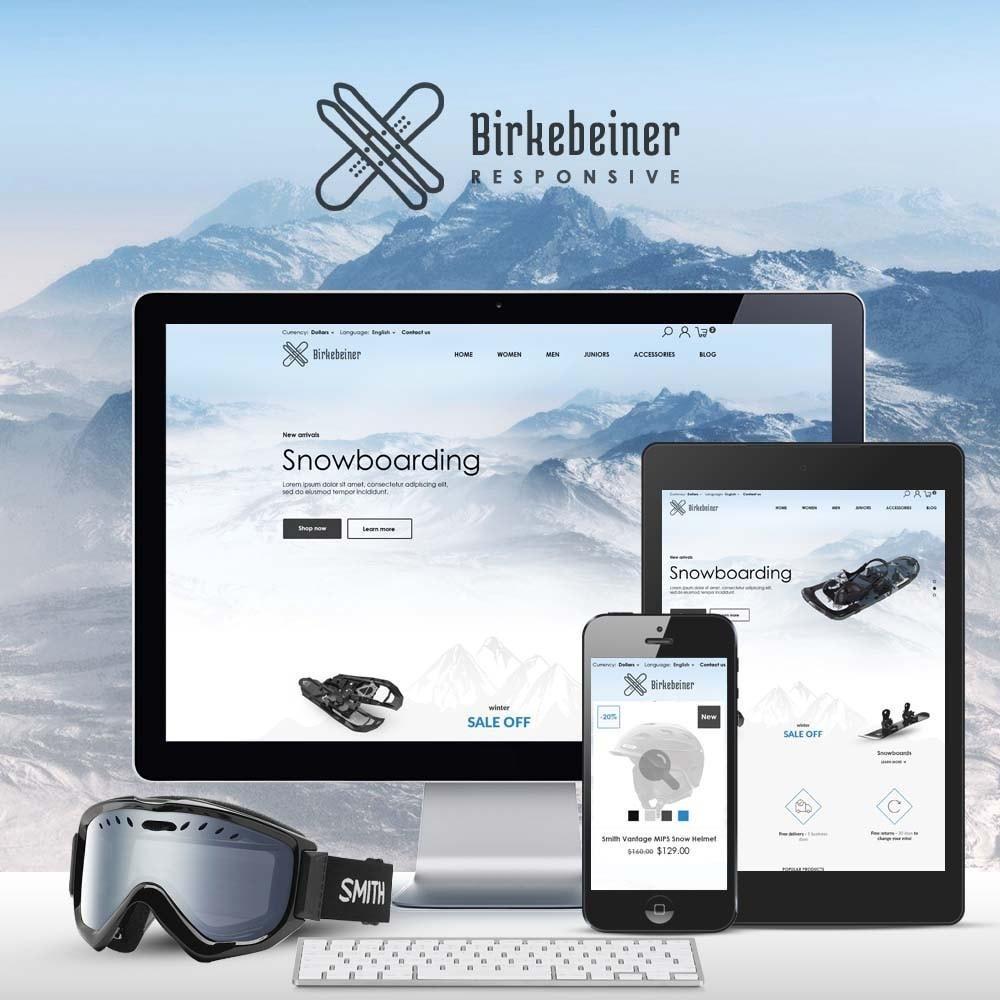 theme - Sport, Attività & Viaggi - Birkebeiner - Active Sport - 1