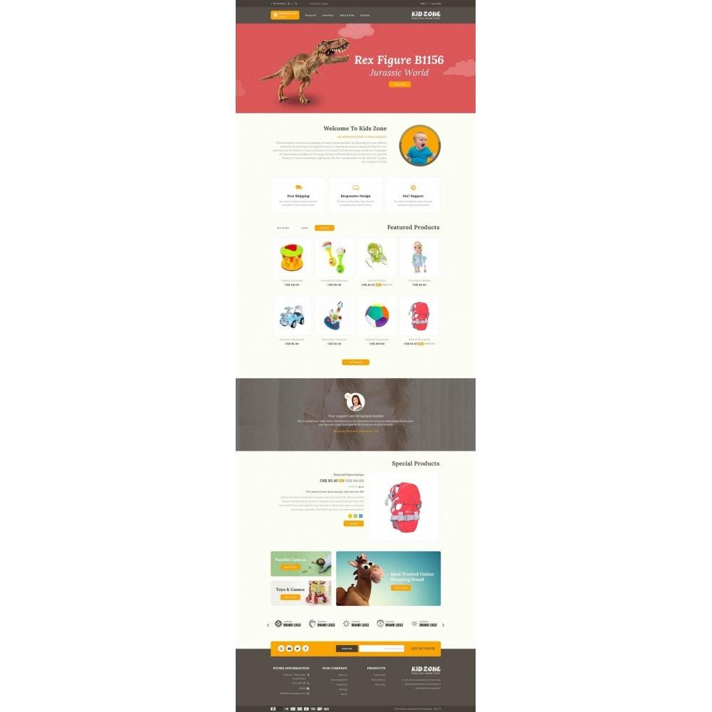 theme - Kinder & Spielzeug - Kid Zone Online Store - 6