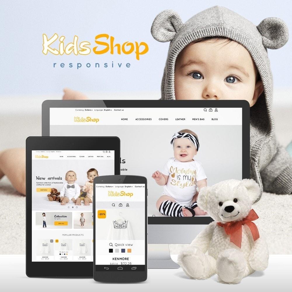 theme - Niños y Juguetes - KidsShop - 1