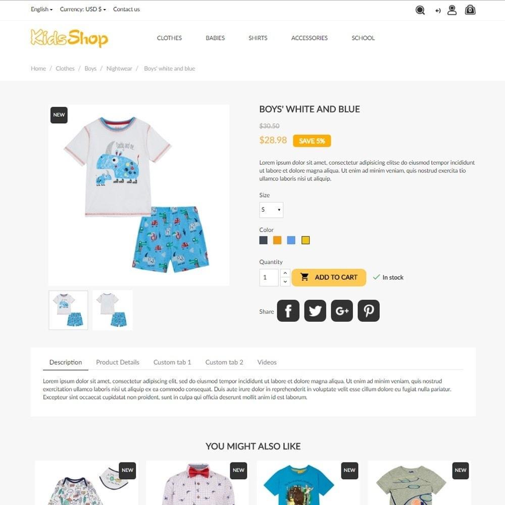 theme - Kids & Toys - KidsShop - 7