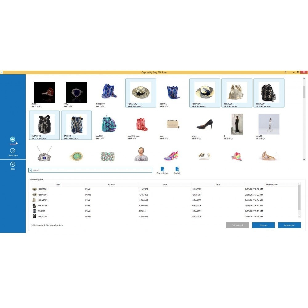 module - Produktvisualisierung - Cappasity 3D and 360 Product Viewer - 7