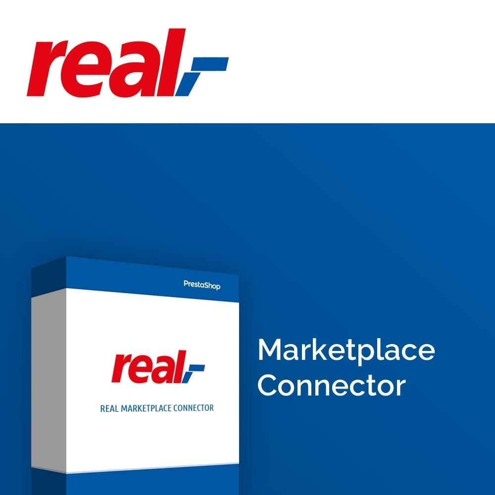 module - Revenda (marketplace) - REAL.de Marketplace Connector - 1