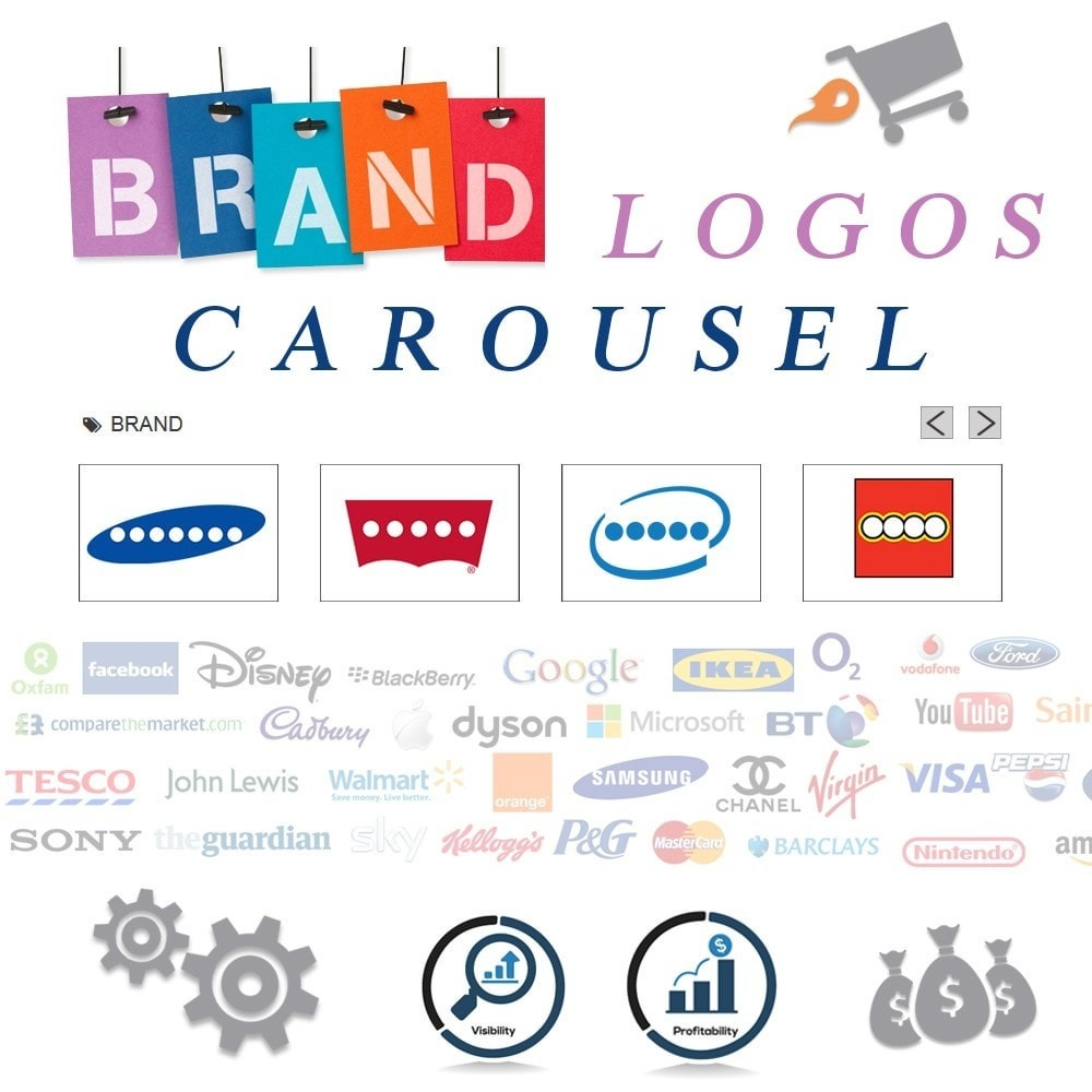 module - Marques & Fabricants - Responsive Brand Logos Carousel - 1