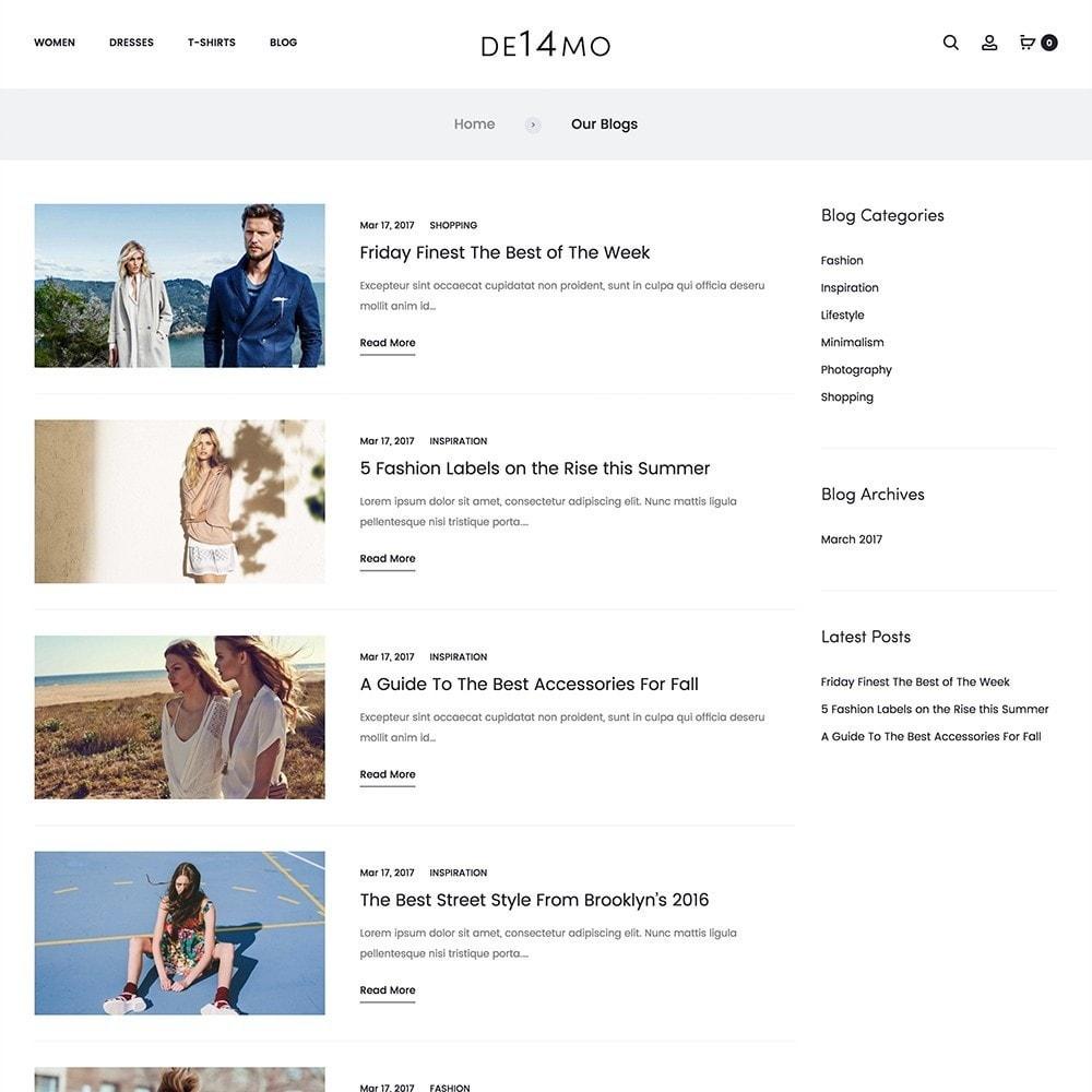 theme - Mode & Schoenen - mlc14 - A Unique and Modern e-Commerce - 13