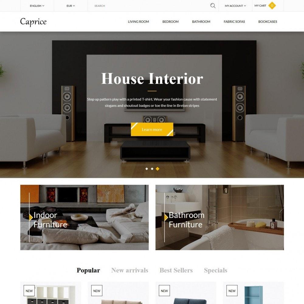 theme - Home & Garden - Caprice - 2