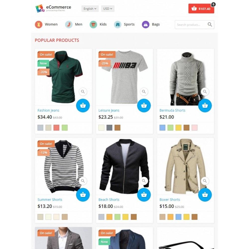 theme - Moda & Obuwie - Maria Fashion Store - 7