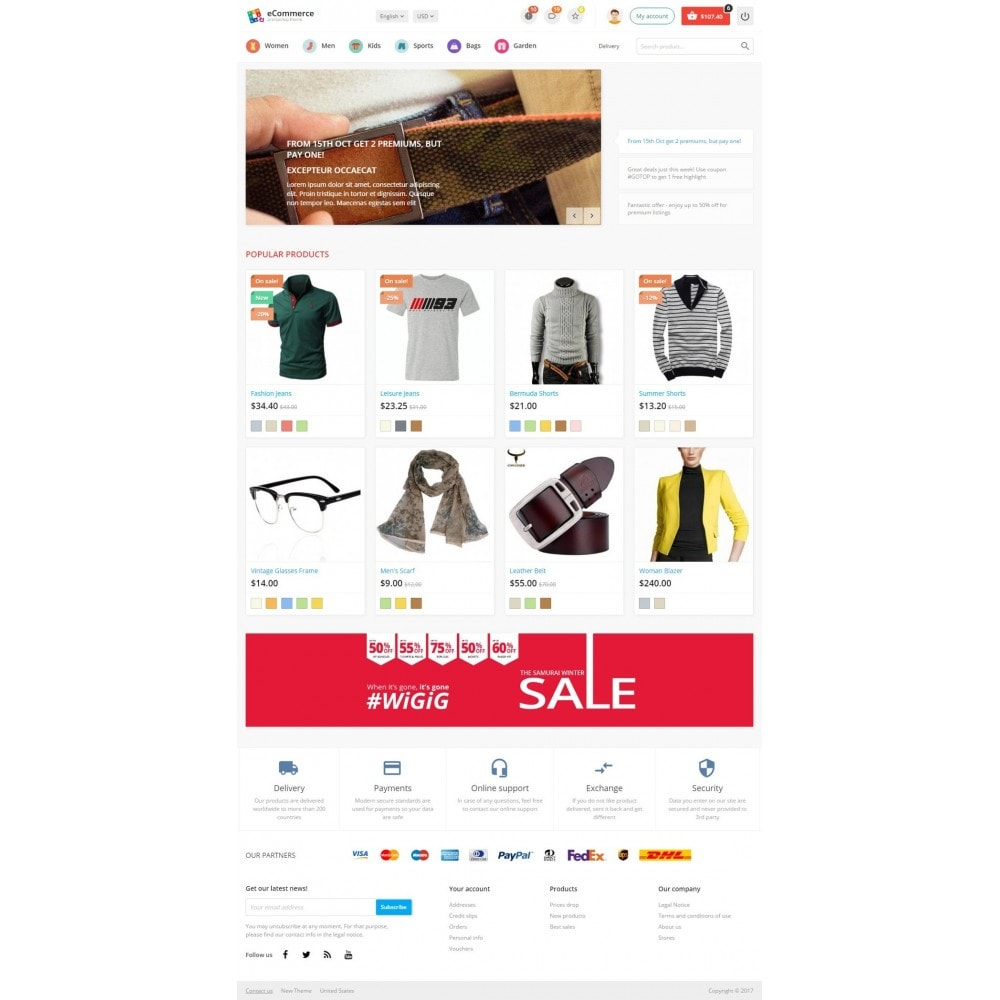 theme - Moda & Obuwie - Maria Fashion Store - 8