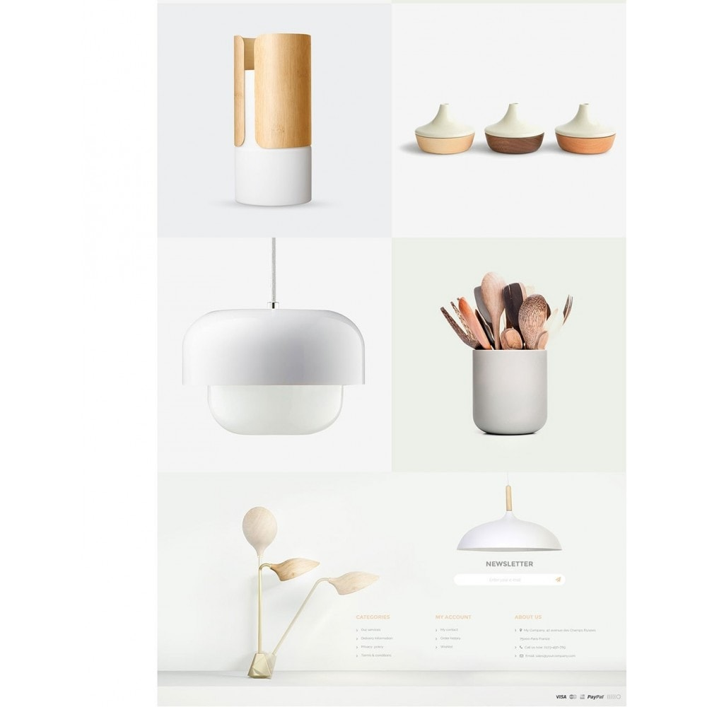 theme - Дом и сад - Piece Furniture - 3