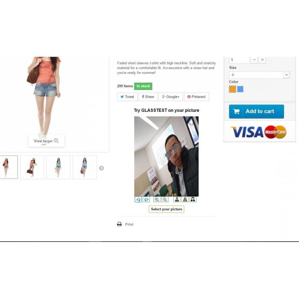 module - Visuels des produits - Essayer le produit sur votre photo - 4
