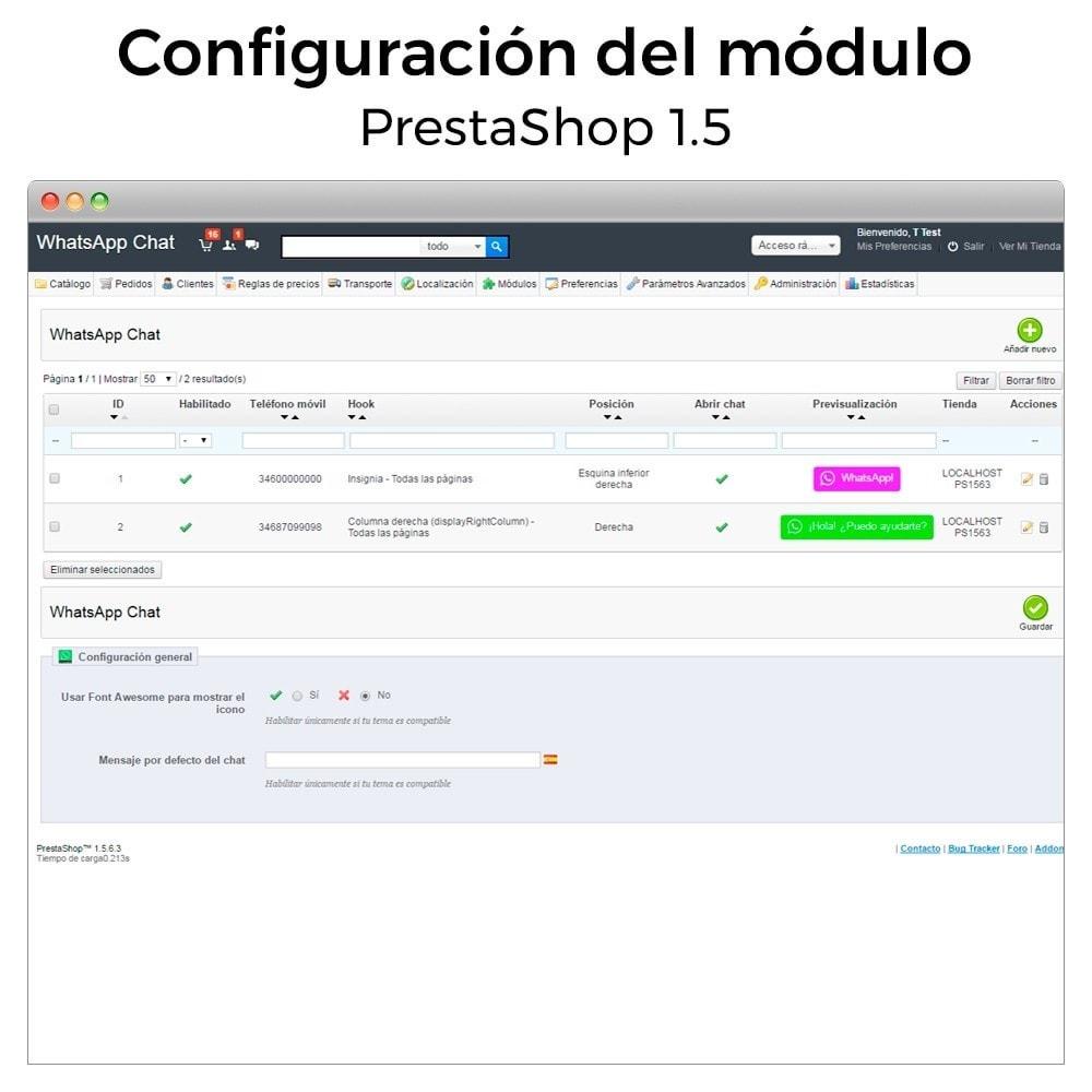 module - Asistencia & Chat online - WhatsApp Chat - Chat en vivo con tus clientes - 15