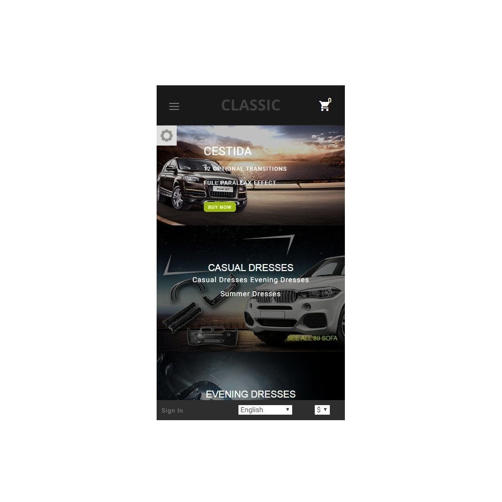 theme - Automotive & Cars - Cestida Cars Store - 6
