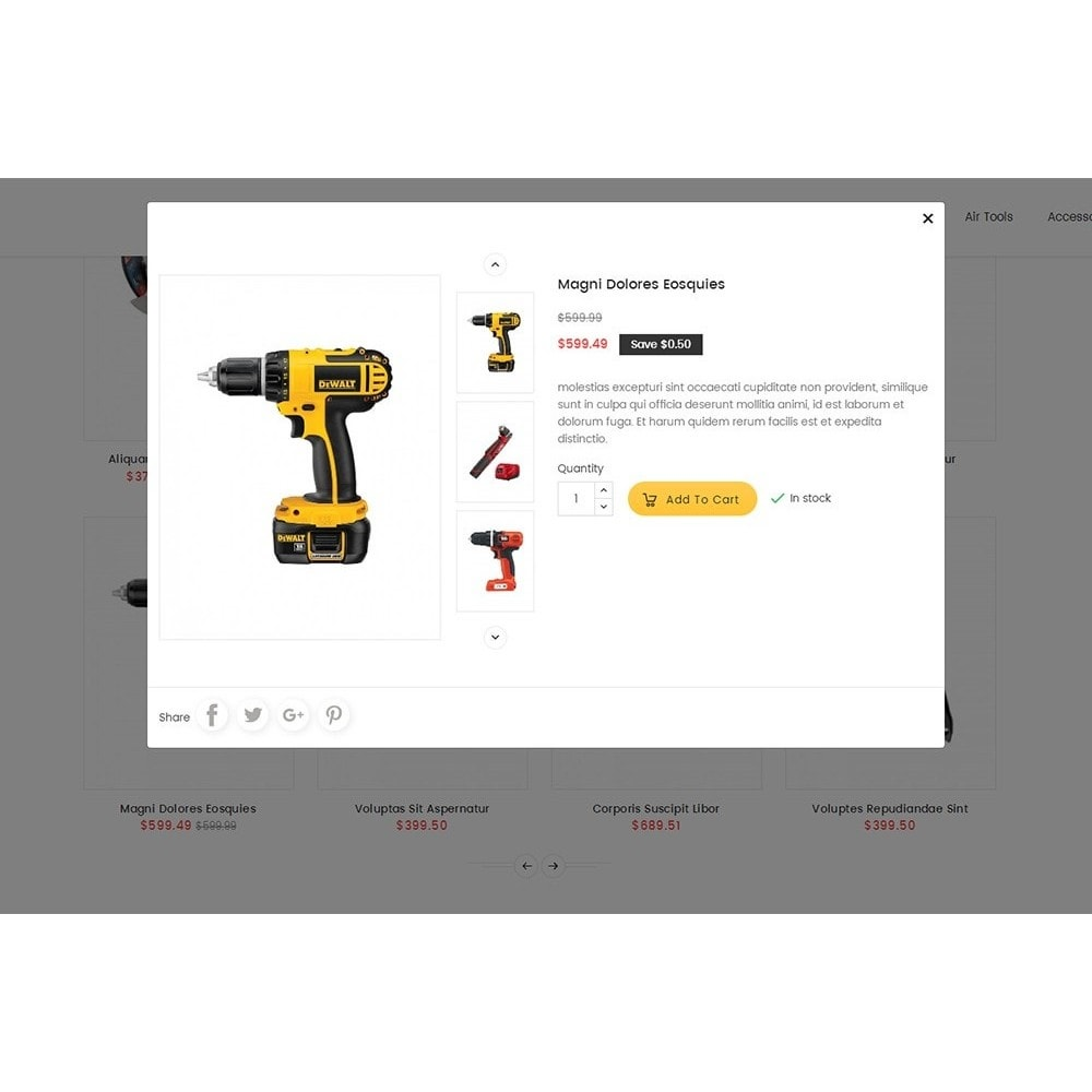 theme - Casa & Jardins - Construction Tools Store - 8