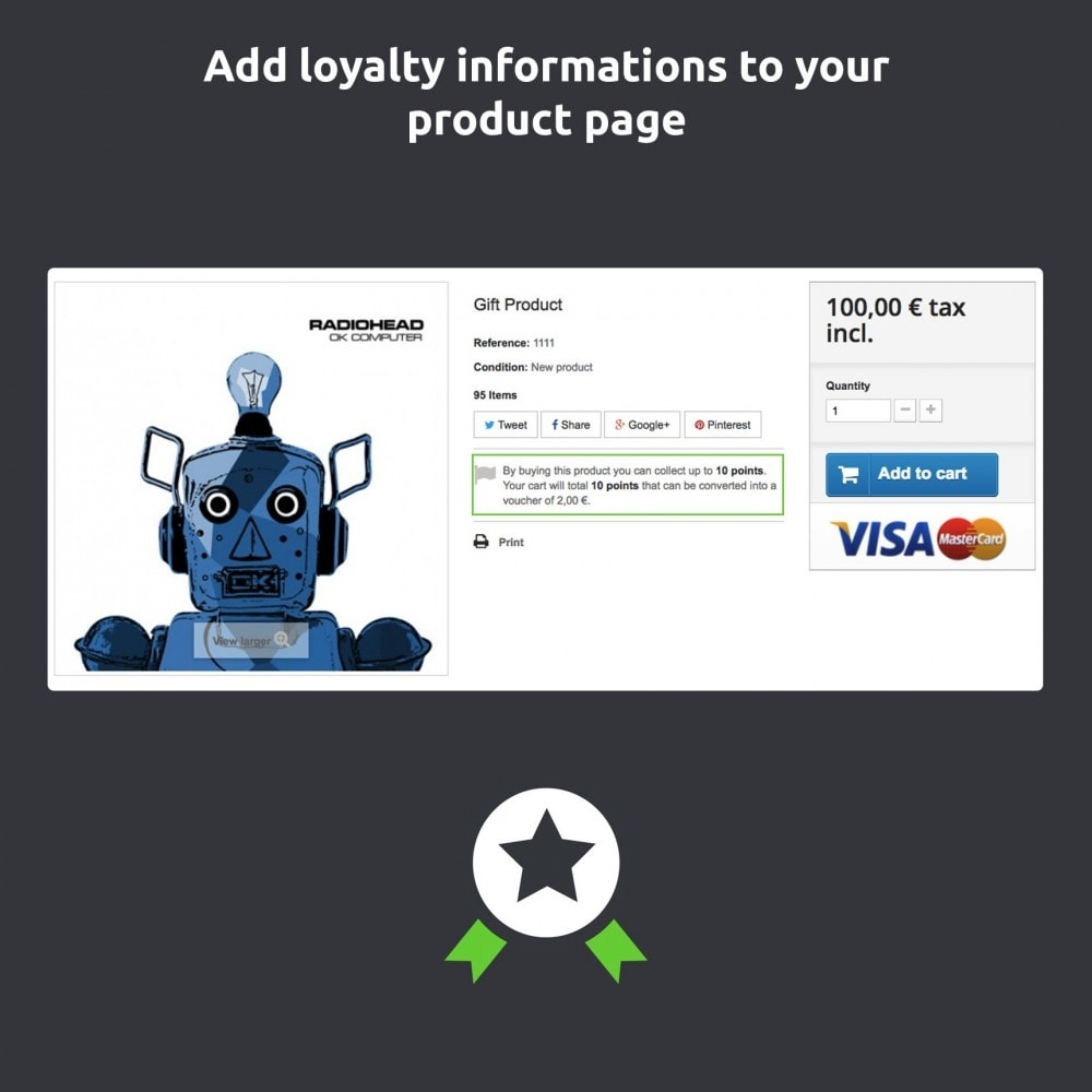 module - Loyaliteitsprogramma - Advanced Loyalty Program: Loyalty Points - 3