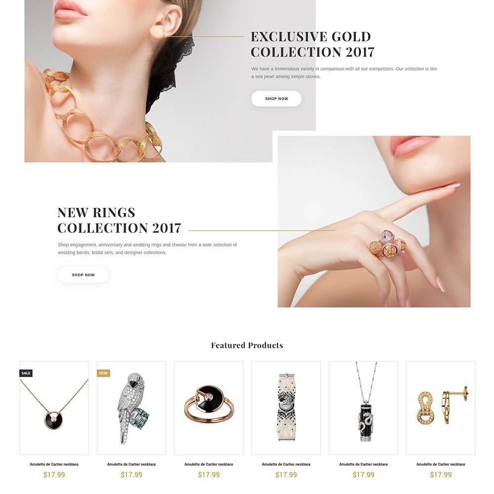 theme - Jewelry & Accessories - Eveprest - Jewelry Online Store - 4