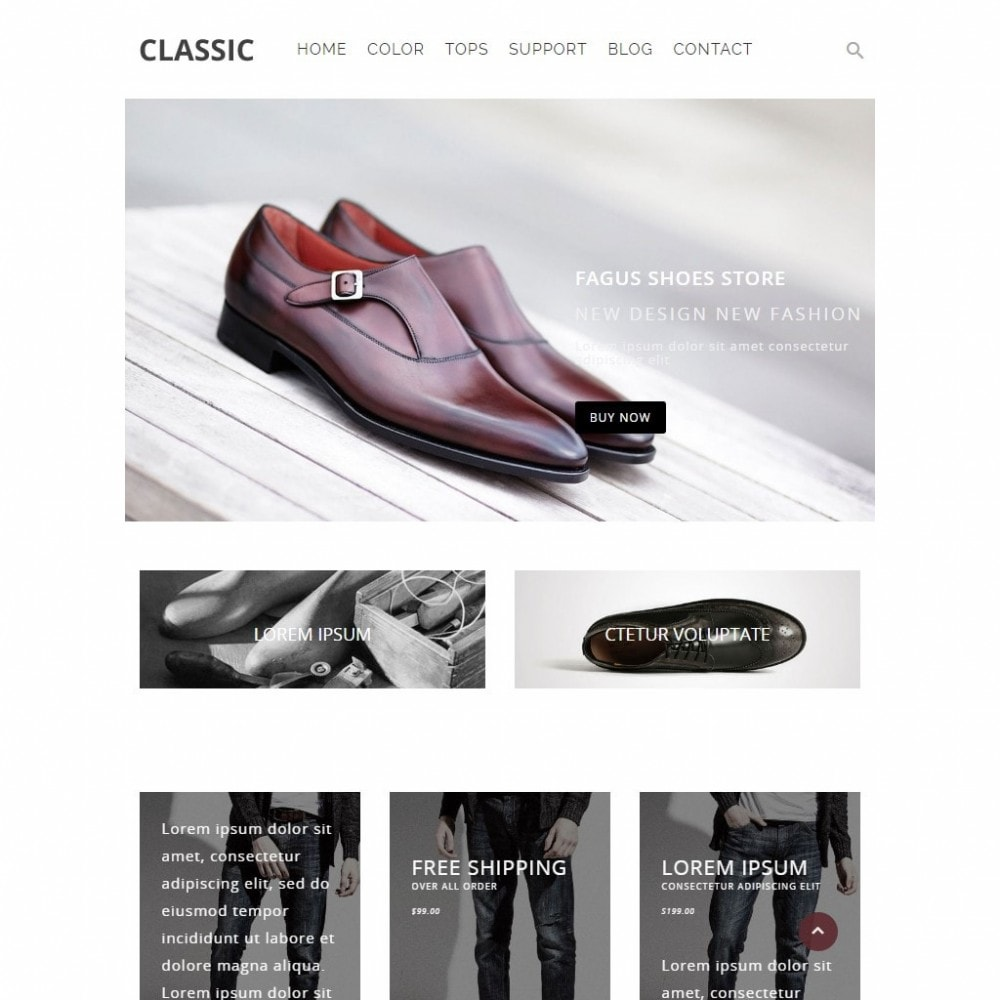 theme - Fashion & Shoes - Fagus Shoes Store - 5