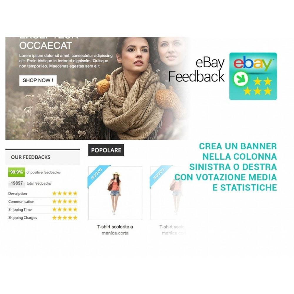 module - Recensioni clienti - Importa recensioni / feedback eBay in Prestashop - 3