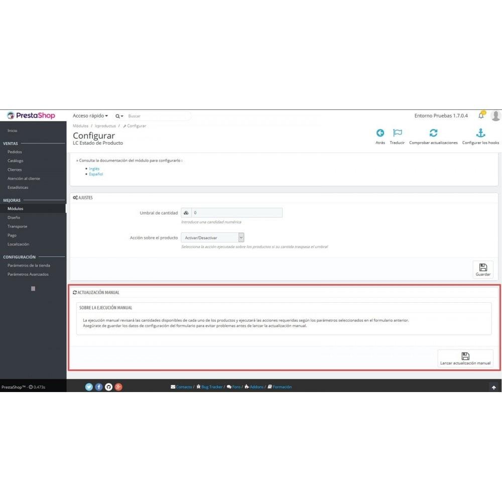 module - Быстрое & массовое редактирование - LC Status of my Products - 7