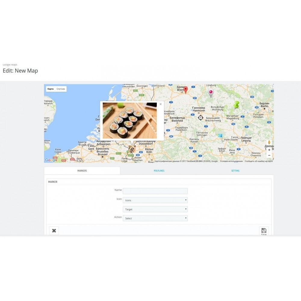 module - Международный рынок и геолокация - Google Maps Area - 3