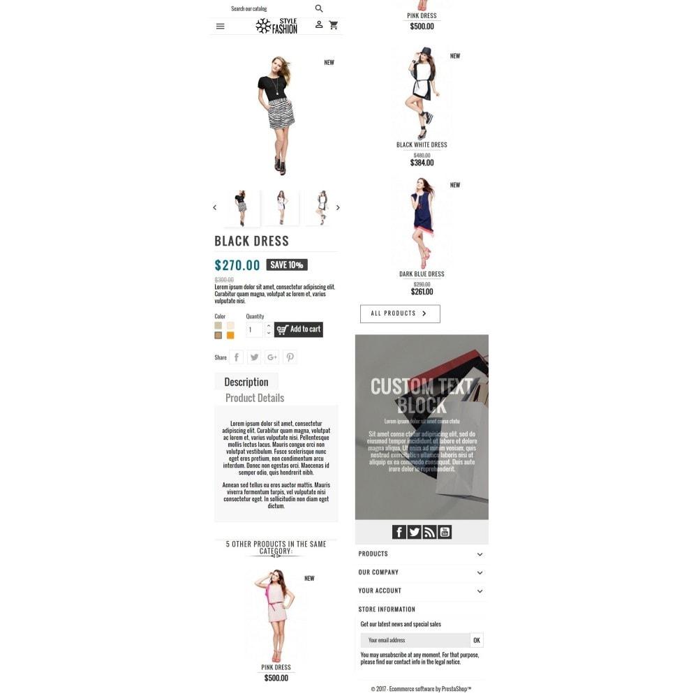 theme - Moda & Obuwie - Classic Style Fashion - 9