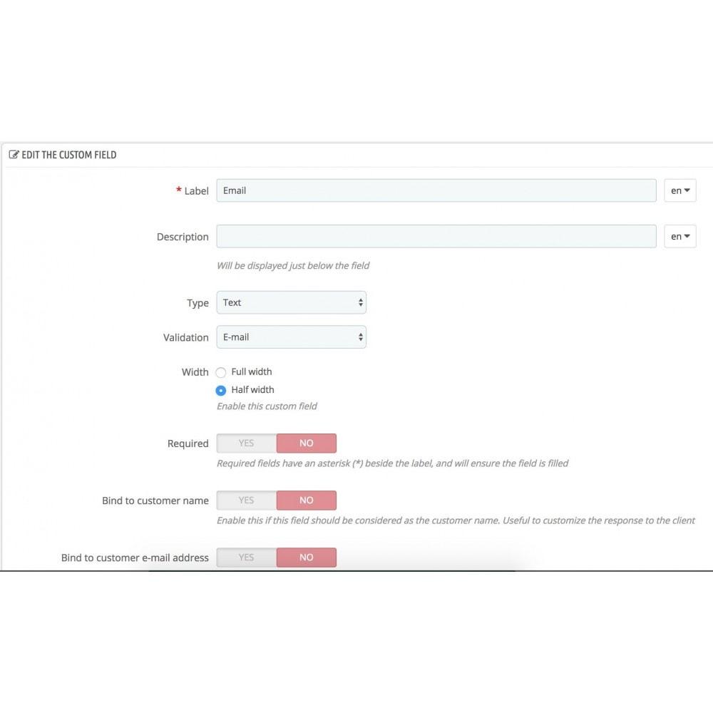 module - Formulaires de Contact & Sondages - ContactBox - formulaire de contact personnalisable - 11