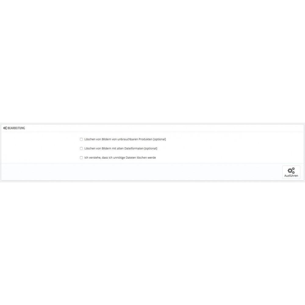 module - Performance - Löschen von unnötigen Produktbildern - 3