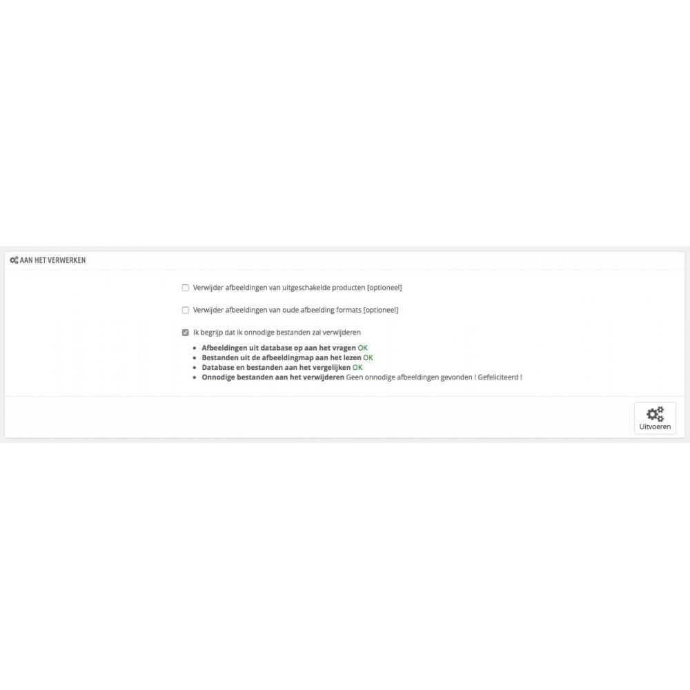 module - Website performantie - Verwijder onnodige product afbeeldingen - 4
