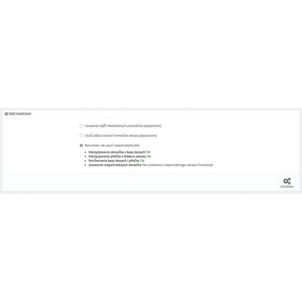 module - Desempenho do Site - Excluir as Imagens desnecessárias dos produtos - 3