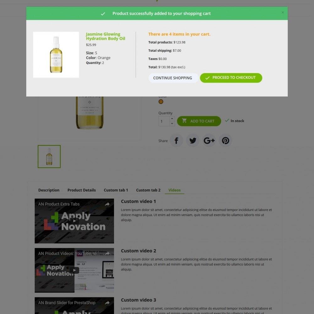 theme - Zdrowie & Uroda - BioOrganic - 10