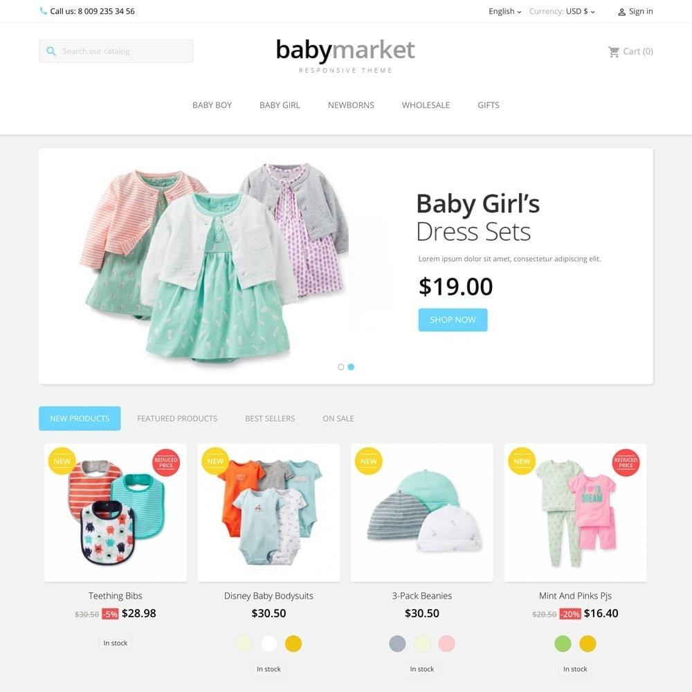 theme - Kinderen & Speelgoed - BABYMARKET - 2